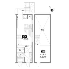 1R Mansion in Kugayama - Suginami-ku Floorplan