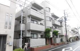 目黒区中央町-2DK公寓大厦