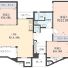 3LDK Apartment to Buy in Osaka-shi Nishi-ku Floorplan