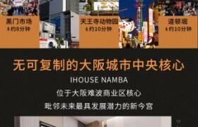 1K {building type} in Ebisuhommachi - Osaka-shi Naniwa-ku