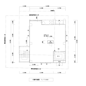 Whole Building {building type} in Momodani - Osaka-shi Ikuno-ku Floorplan