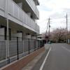 1K Apartment to Rent in Kawasaki-shi Tama-ku Balcony / Veranda