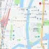 在港區內租賃1K 公寓大廈 的房產 地圖