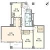 在大田區購買3LDK 公寓大廈的房產 房間格局