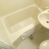 1R Apartment to Rent in Osaka-shi Minato-ku Bathroom