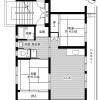 3DK Apartment to Rent in Kasama-shi Floorplan