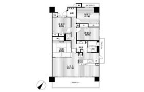 4LDK Apartment in Sahodai nishimachi - Nara-shi