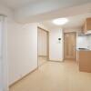 1DK Apartment to Buy in Osaka-shi Fukushima-ku Living Room