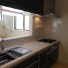 在大田区购买4LDK 公寓大厦的 厨房