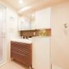 在千代田區購買2LDK 公寓大廈的房產 盥洗室
