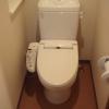 在Minato-ku內租賃1K 公寓 的房產 廁所