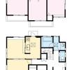 在横濱市金澤區購買4SLDK 獨棟住宅的房產 房間格局