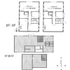 Whole Building Office to Buy in Setagaya-ku Floorplan