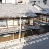 1K Apartment to Rent in Kyoto-shi Nakagyo-ku Balcony / Veranda