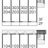 1K Apartment to Rent in Kawagoe-shi Layout Drawing