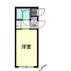 1R Apartment to Buy in Kawasaki-shi Nakahara-ku Floorplan