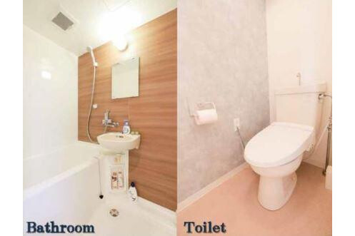 Whole Building Apartment to Buy in Taito-ku Bathroom