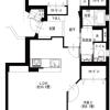 3LDK Apartment to Buy in Nishitokyo-shi Floorplan