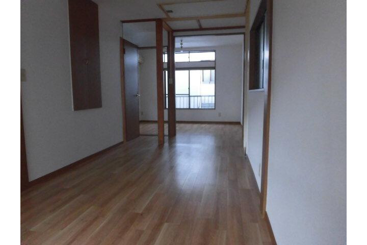 1LDK Apartment to Rent in Meguro-ku Bedroom