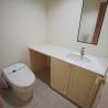 2SLDK House to Rent in Ota-ku Toilet