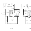 4LDK Apartment to Rent in Minato-ku Floorplan