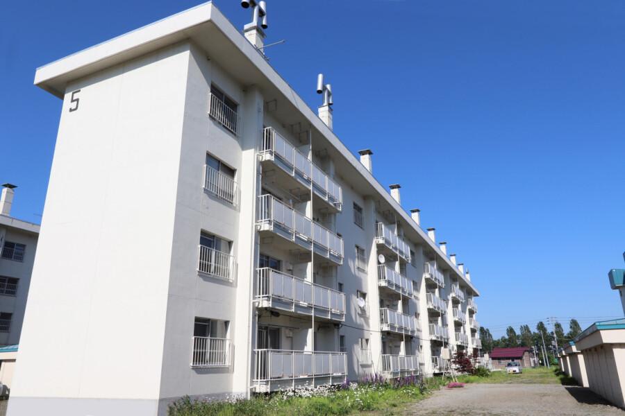 1LDK Apartment to Rent in Sapporo-shi Toyohira-ku Exterior
