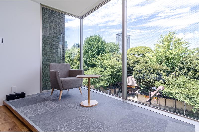 在Chiyoda-ku內租賃私有 服務式公寓 的房產 戶外