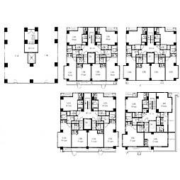 Whole Building {building type} in Ishikawacho - Yokohama-shi Naka-ku Floorplan