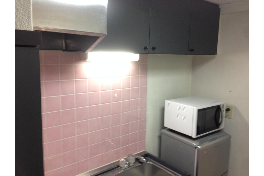 1K Apartment to Rent in Kawasaki-shi Asao-ku Kitchen