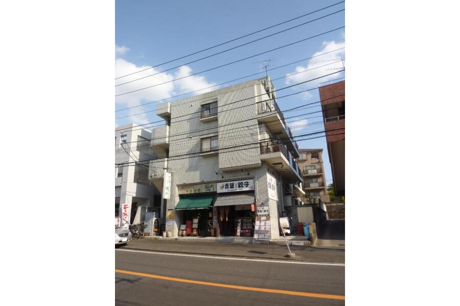 1DK Apartment to Rent in Yokohama-shi Aoba-ku Outside Space