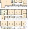 在豊島區內租賃1R 公寓 的房產 房間格局