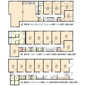 豊島區南長崎-1R公寓 房間格局