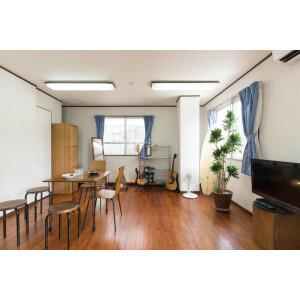 1DK Mansion in Hantagawa - Naha-shi Floorplan