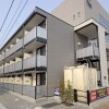 1K Apartment to Rent in Okayama-shi Kita-ku Exterior