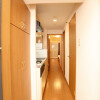 1K Apartment to Rent in Chiyoda-ku Entrance