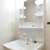 在横浜市戸塚区內租賃2DK 公寓大廈 的房產 盥洗室