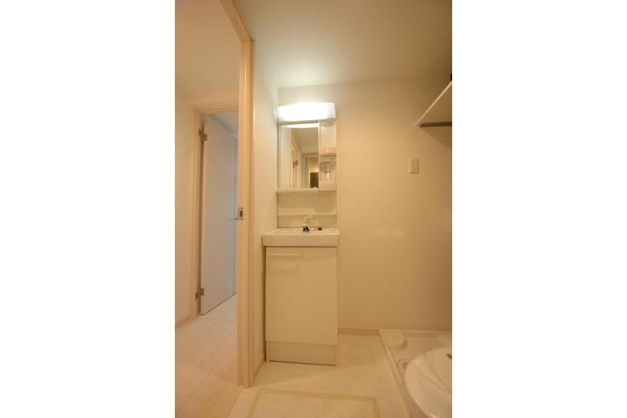 Whole Building Apartment to Buy in Ota-ku Washroom