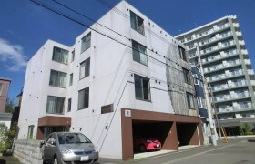 Whole Building Apartment in Hiragishi 3-jo - Sapporo-shi Toyohira-ku