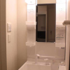 1K Apartment to Rent in Yokosuka-shi Washroom