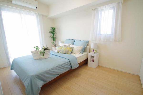 3LDK Apartment to Buy in Katsushika-ku Bedroom