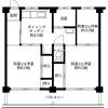 在各務原市內租賃3DK 公寓大廈 的房產 房間格局