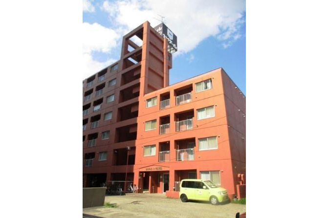 1R Apartment to Buy in Sapporo-shi Chuo-ku Exterior
