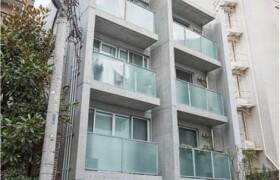 港区赤坂-1R公寓大厦