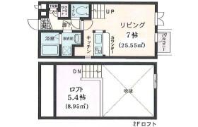 世田谷区 用賀 1K アパート