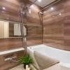 在澀谷區購買3LDK 公寓大廈的房產 浴室