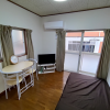 1K Serviced Apartment to Rent in Yokohama-shi Kohoku-ku Living Room