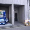 1R マンション 新宿区 エントランス