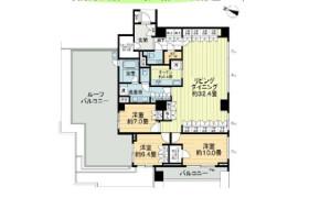 3LDK Apartment in Kamiosaki - Shinagawa-ku