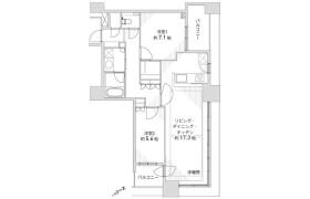港區芝(1〜3丁目)-2LDK{building type}