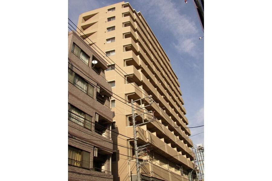 在Shibuya-ku內租賃1K 公寓 的房產 戶外